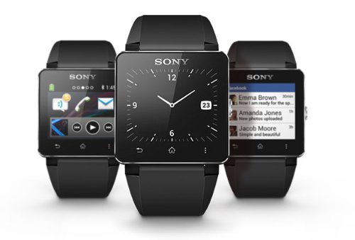 SONY ERICSSON Smart Watch SW2 for Android Phones