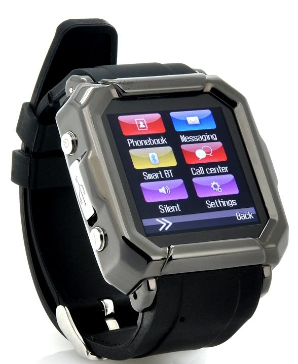 Smart Watch and Watch Phone iradish