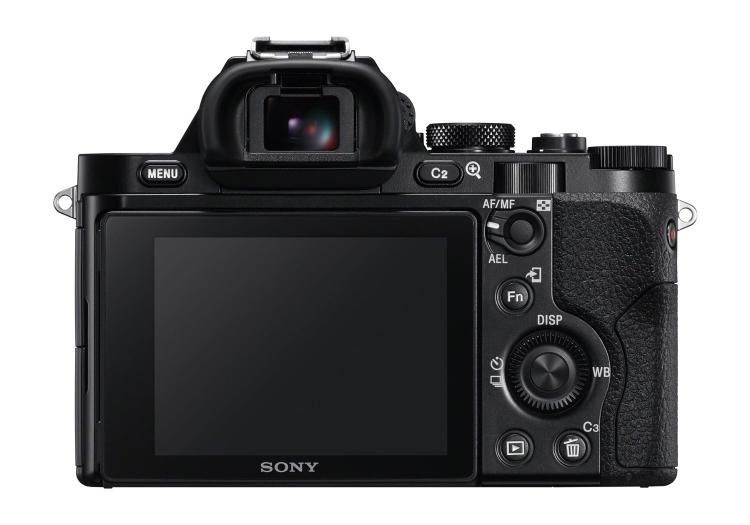 Sony 36.3 MP a7R Full-Frame Interchangeable Digital Lens Camera