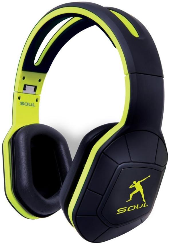 Soul CombatUltra Active Performance Over-Ear Headphones