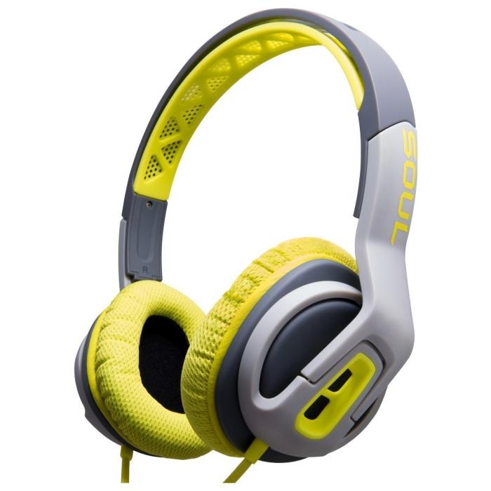 Soul Transform Superior Active Performance Over-Ear Headphones