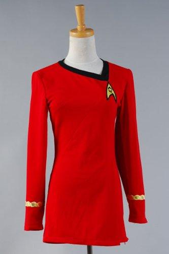 Star Trek The Female Duty Uniform Dress Costume Cosplay