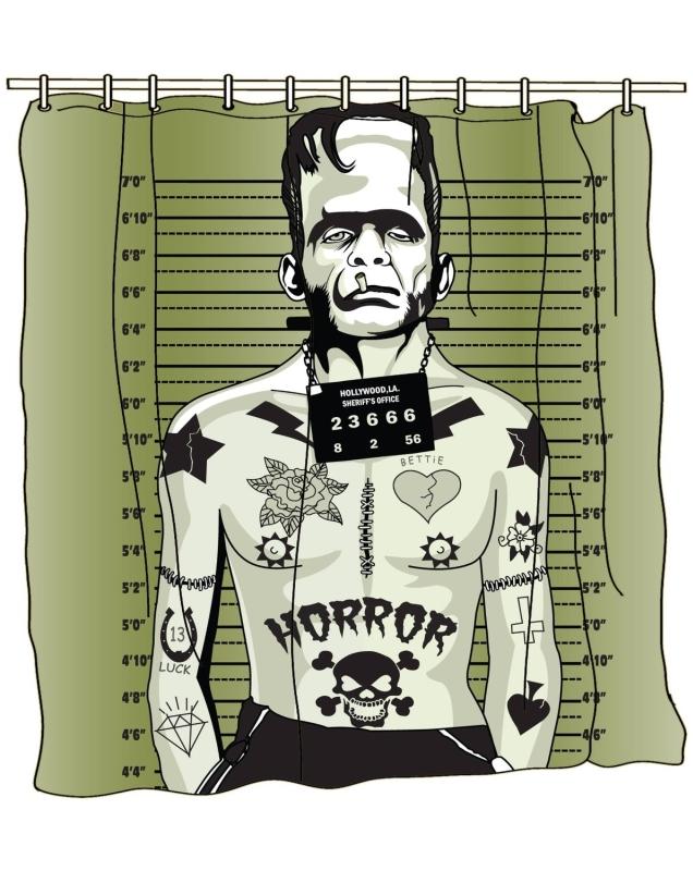 Tattooed Monster