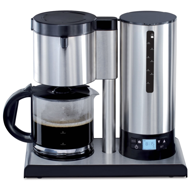 The Bitterness Eliminating Coffee Maker