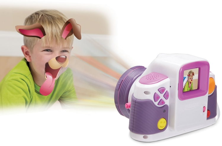 The Childrens AnimatingProjecting Camera