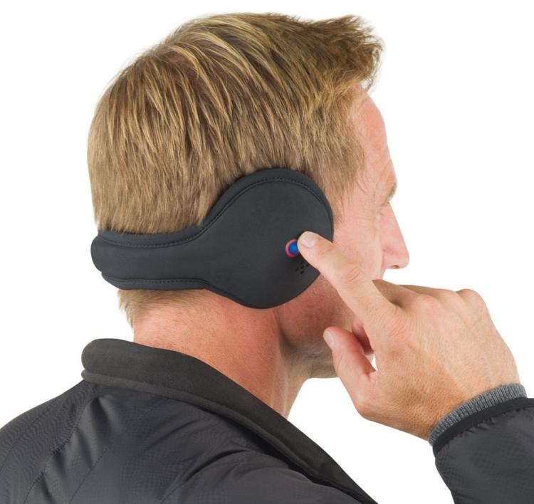 The Wireless Speaker Ear Warmers