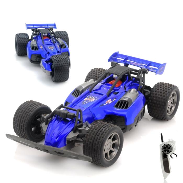 Transforming RC Car Tridor