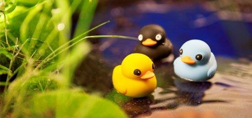 USB Duck Flash Drive