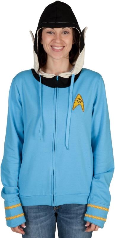Universe Spock Costume Hoodie