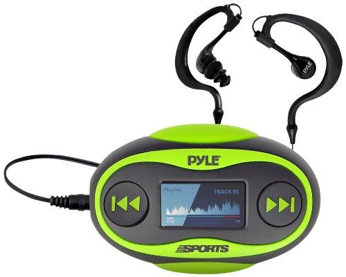 Waterproof MP3 PlayerFM Radio with Waterproof Headphones