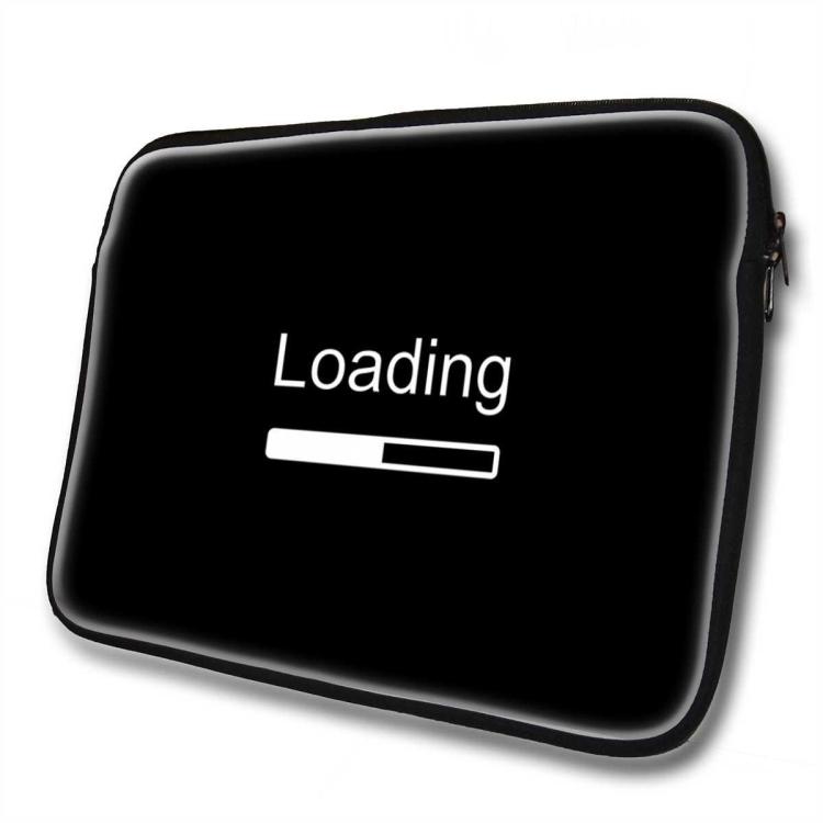 Waterproof Neoprene Zipped Laptop Sleeve  Case  Pouch
