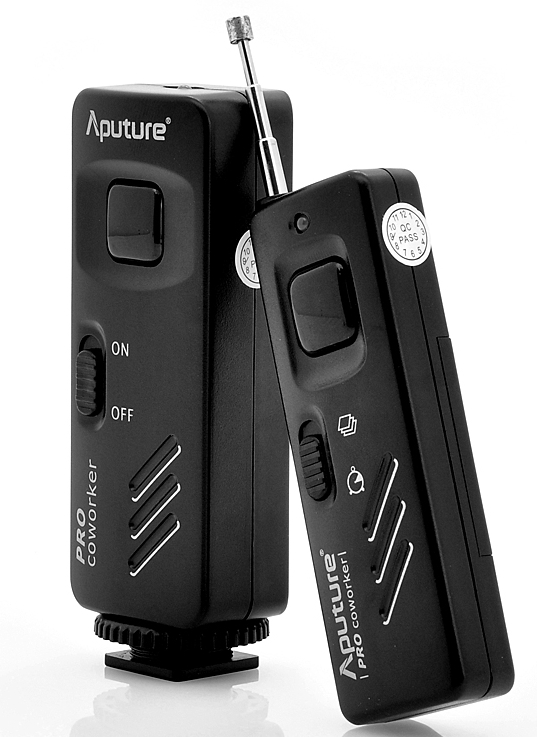 Wireless Remote Shutter Transmitter For Canon Aputure Pro Coworker