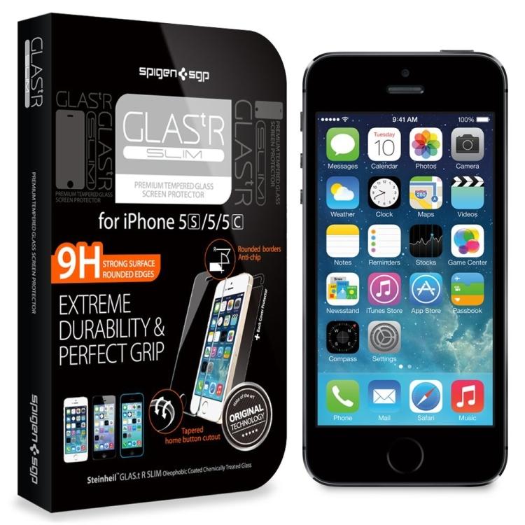iPhone  Screen Protector Glass Slim