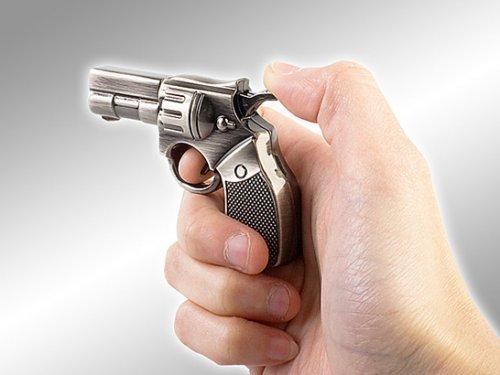 16 GB Metal Gun shape USB Flash drive
