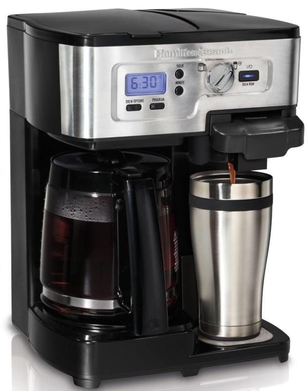 2-Way FlexBrew Coffemaker