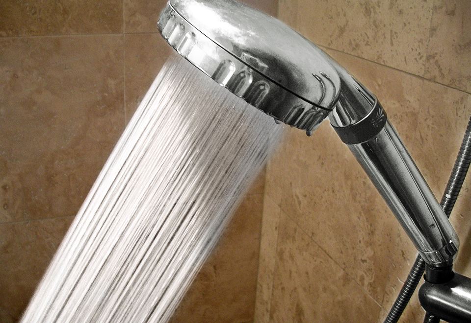 Aromatherapy  Water Purifying Shower Head