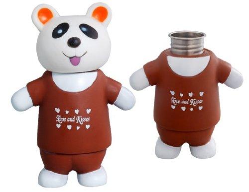 Bear Shaped Stainless Steel Vacuum Bottle