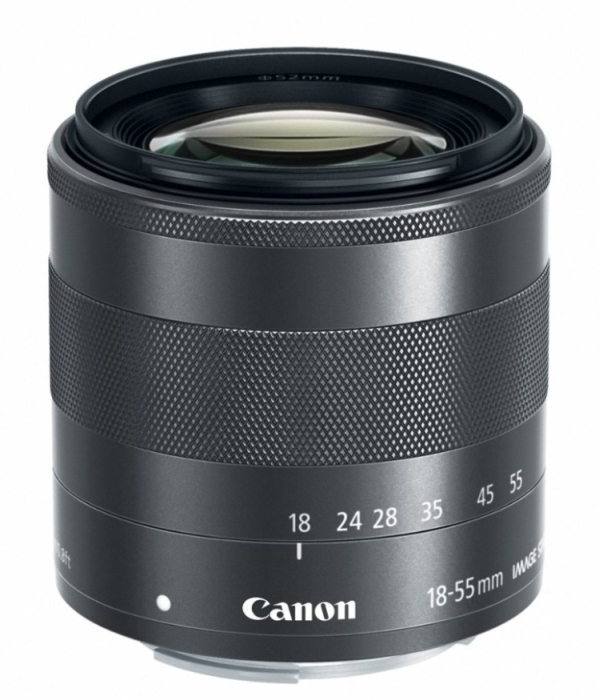 Canon Compact System Lens