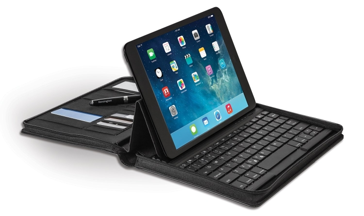 Case with Removable Bluetooth Keyboard and Google Drive Offer for iPad Air iPad 5