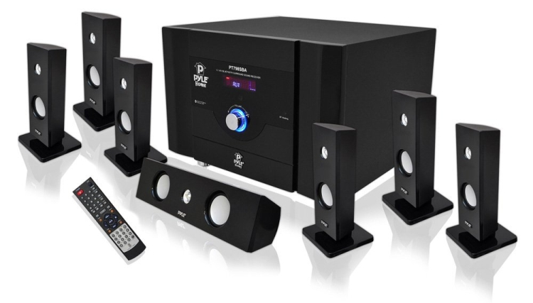 Channel Home Theater System with