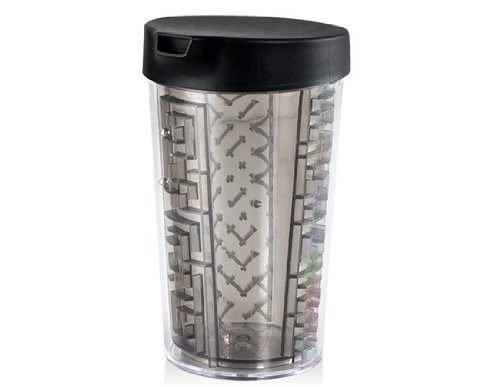 Creative Maze Insulated Cup