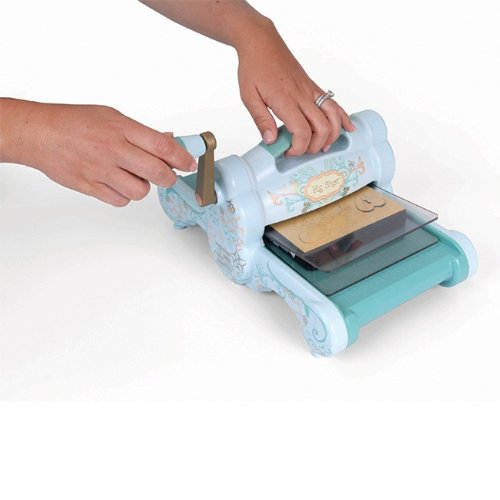 Cutting and Embossing Roller Style Scrapbooking Die-Cut Machine