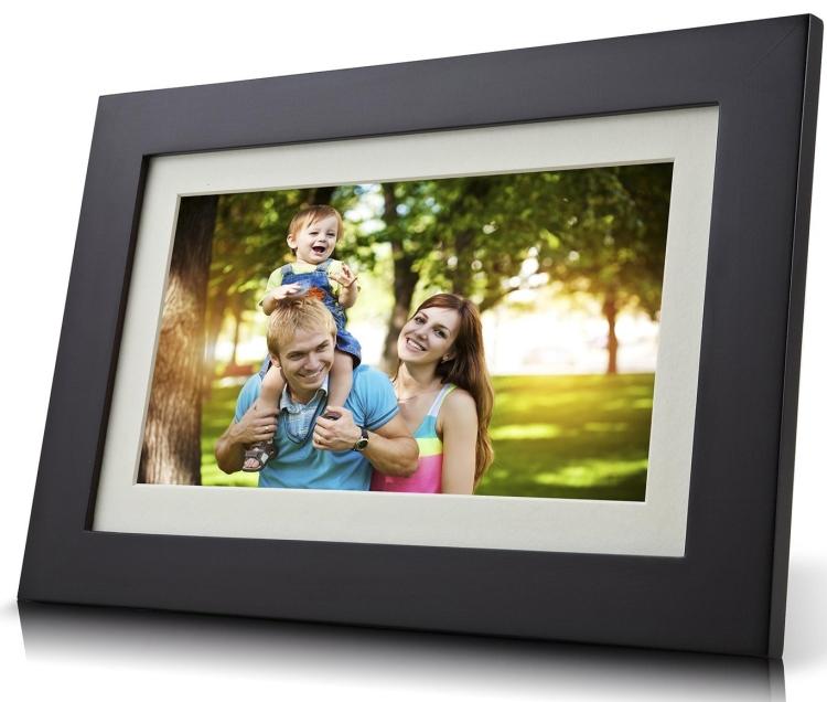 Digital Photo Frame with CalendarClock fu