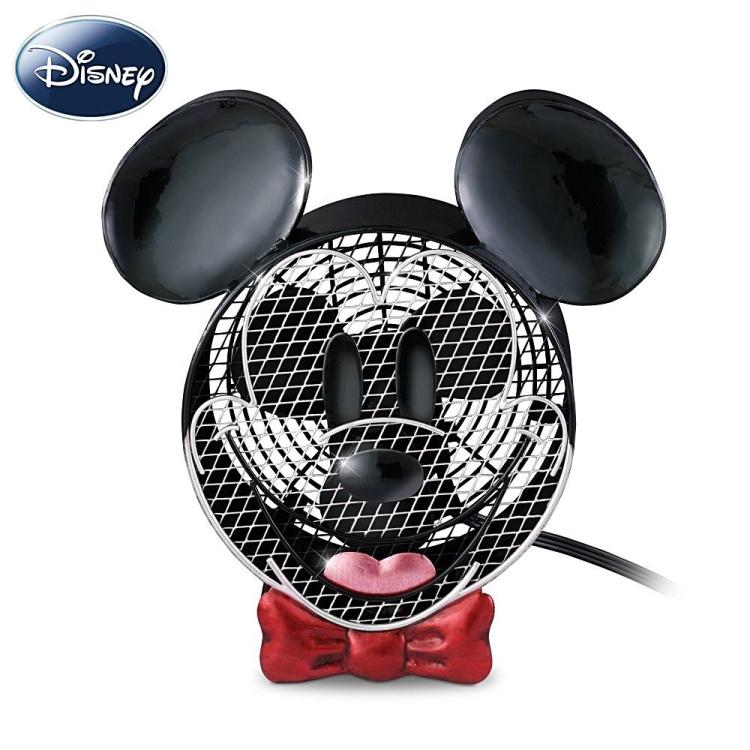 Disney Mickey Mouse Fan Electric Fan