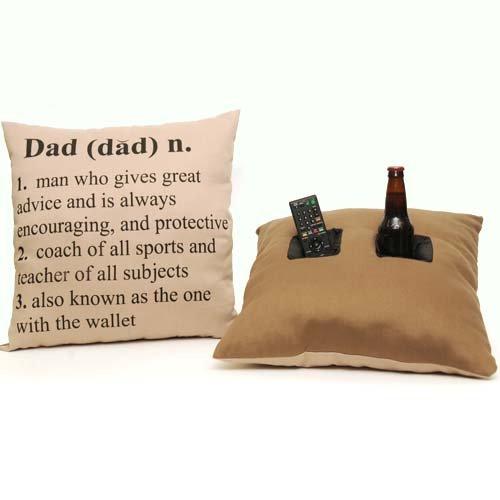 Double Pocket Toss Pillows