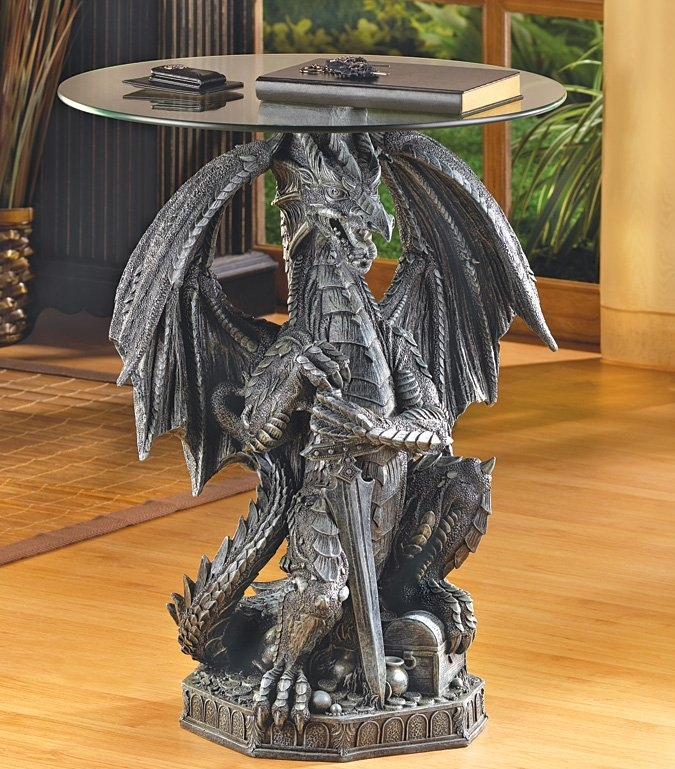 Dragon Home Accent Table