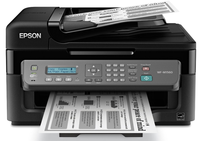 Epson Wireless Monochrome All-in-One