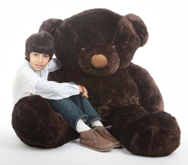 Giant Teddy Plush Bear