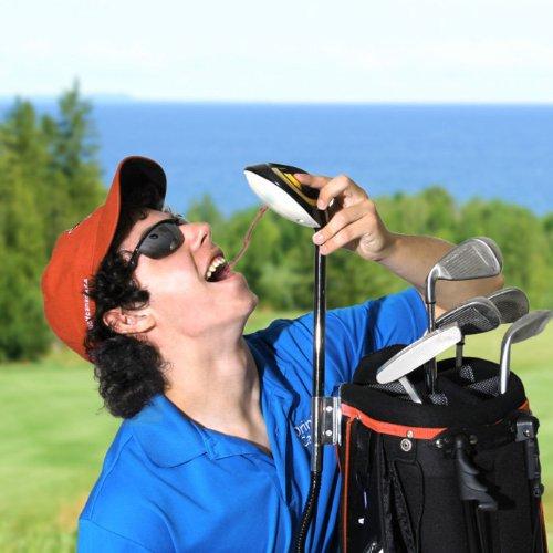 Golf Club Drink Dispenser