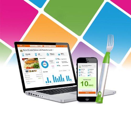 HAPIfork Bluetooth-Enabled Smart Fork