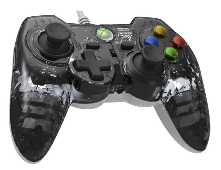 HORI Xbox 360 Gem Pad EX Onyx Black
