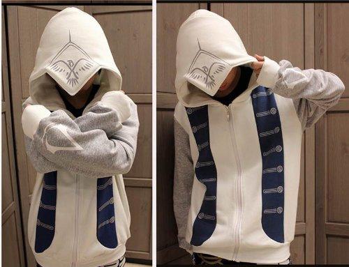 Hoodie Jacket Coat Costume