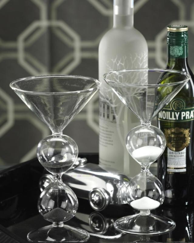 Hourglass Martini