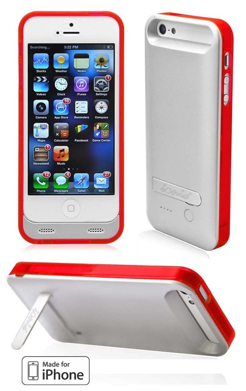 IONIC 2000 mAh Battery Case for Apple iPhone 5iPhone 5S 2013 Smartphone