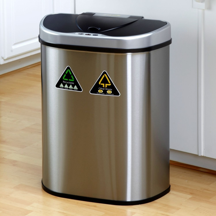 Infrared Trash Can