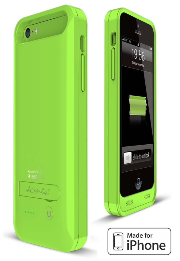 Ionic Battery Case for Apple iPhone 5C