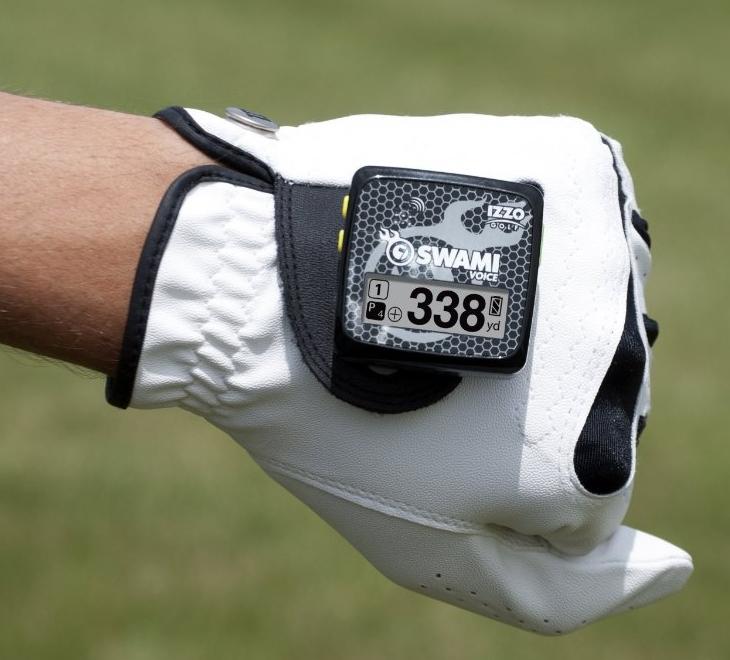 Izzo Golf A43310 Swami Voice Golf GPSRangefinder