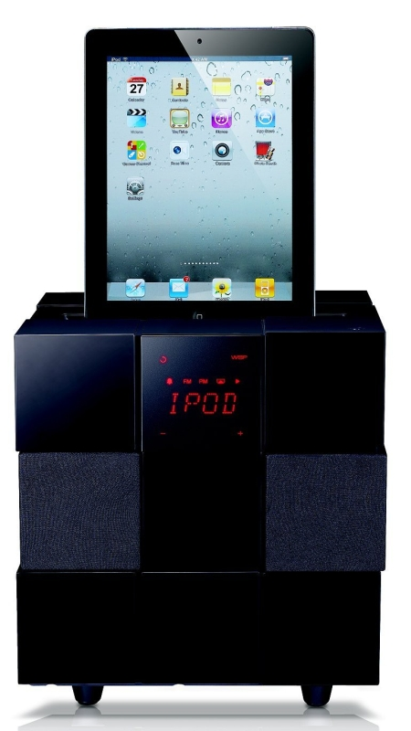 LG iPod Docking Speaker with Airplay and Bluetooth