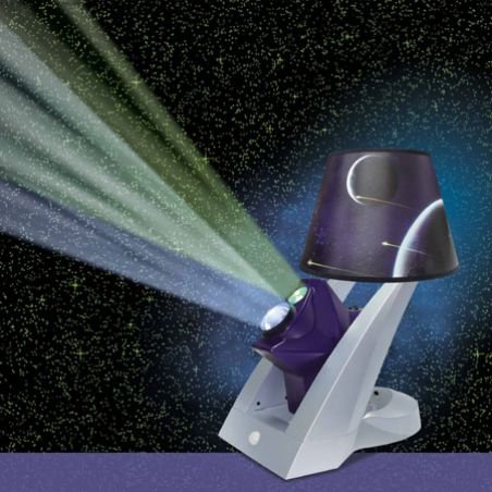 Laser Stars Lamp