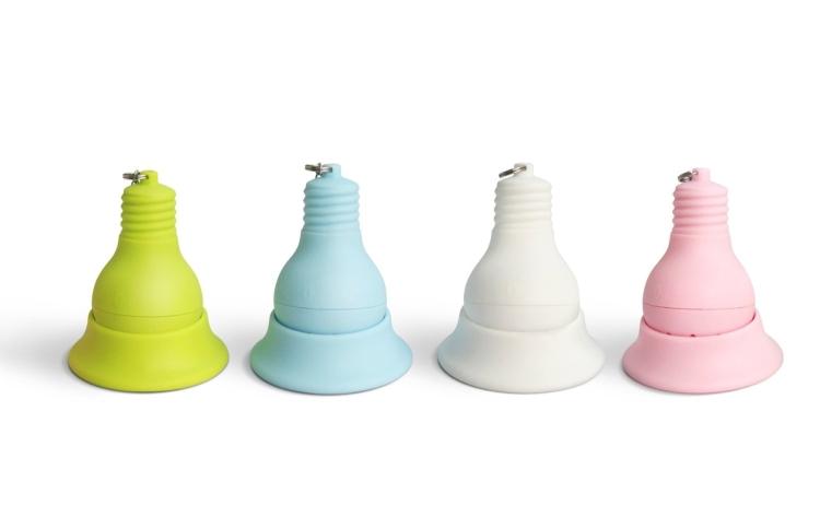 Light Bulb Style Tea Ball Infuser