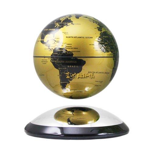 Magnetic Levitation Suspension Floating Globe World
