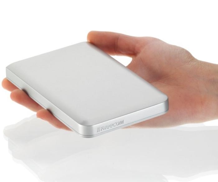 Mobile Drive Mg 1 TB USB 3.0FW800 Portable External Hard Drive