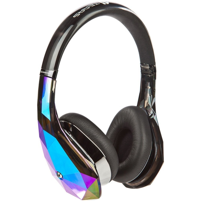 Monster Diamond Tears Edge On-Ear Headphones (