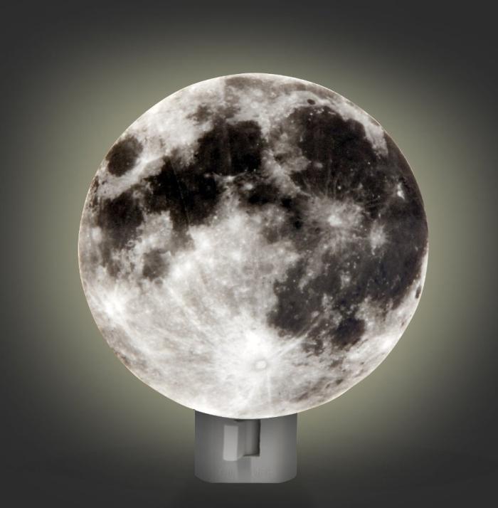 Moon Night Lights