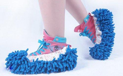 Mop Clean Shoes