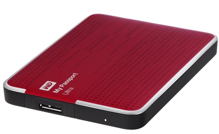 My Passport Ultra 1TB Portable External Hard Drive USB 3.0
